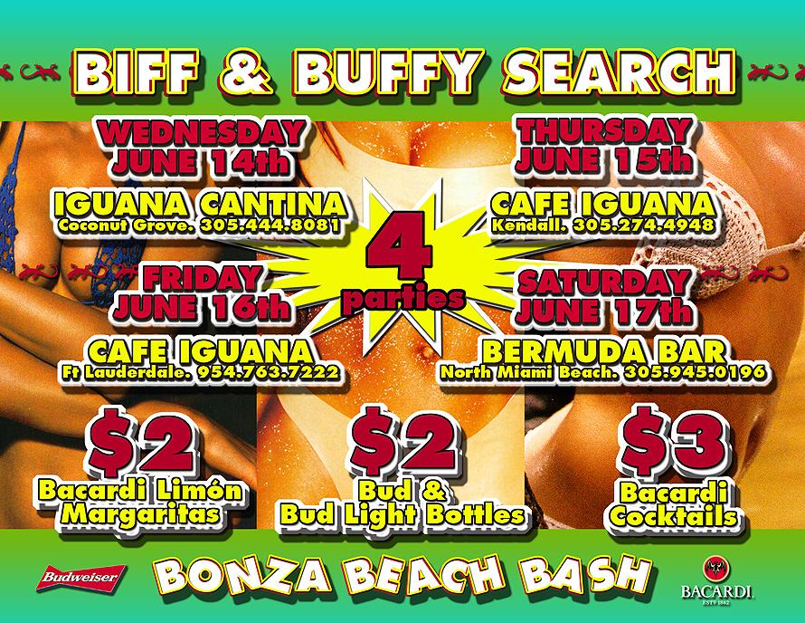 Bonza Beach Bash