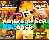 Bonza Beach Bash - Bermuda Bar Graphic Designs