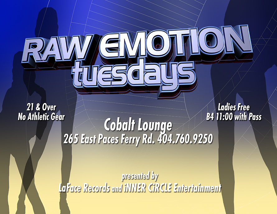 Inner Circle Raw Emotion at Cobalt Lounge