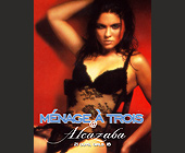 Manage A Trois at Alcazaba in Coral Gables - Alcazaba Graphic Designs