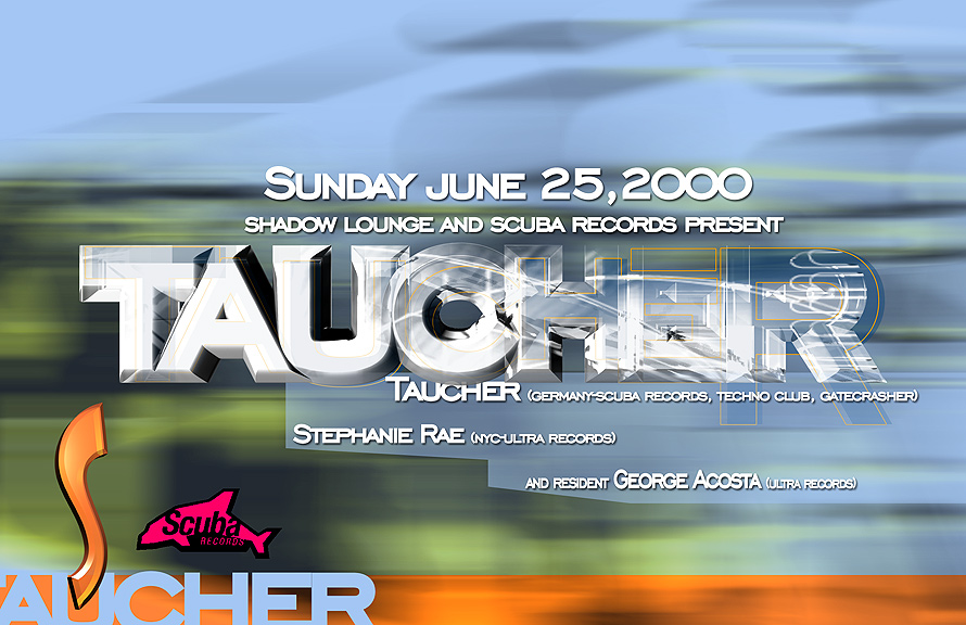Taucher at Shadow Lounge