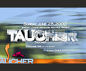 Taucher at Shadow Lounge - tagged with s design