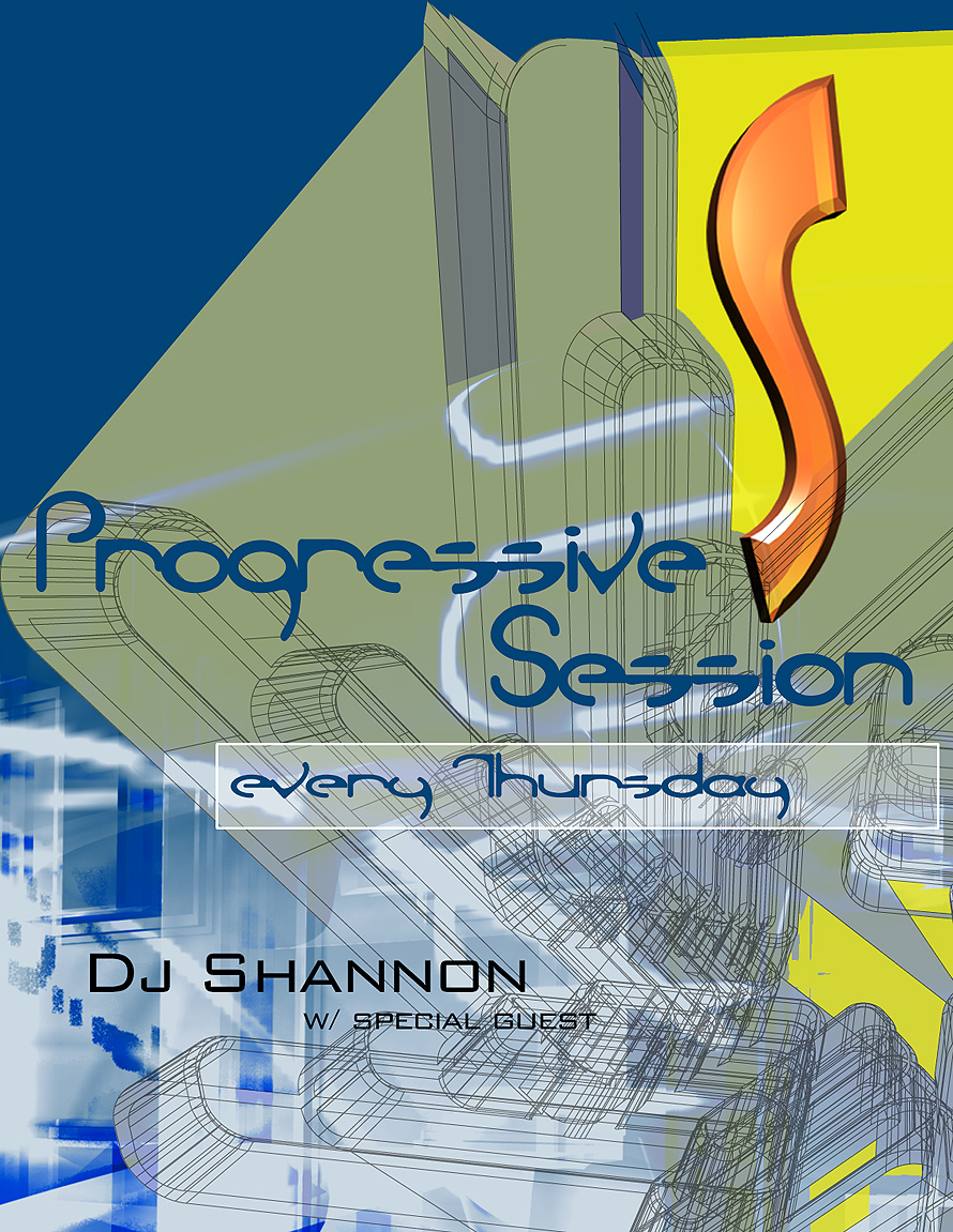 Progressive Session at Shadow Lounge Every Thursday