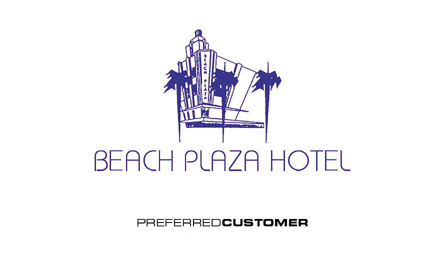 Beach Plaza Hotel Preferred Customer Express Admission at Club Space