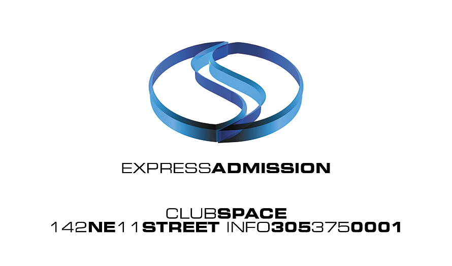 Express Preferred Customer Express Admission at Club Space