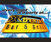 Xtreme Bar and Grill - tagged with burst