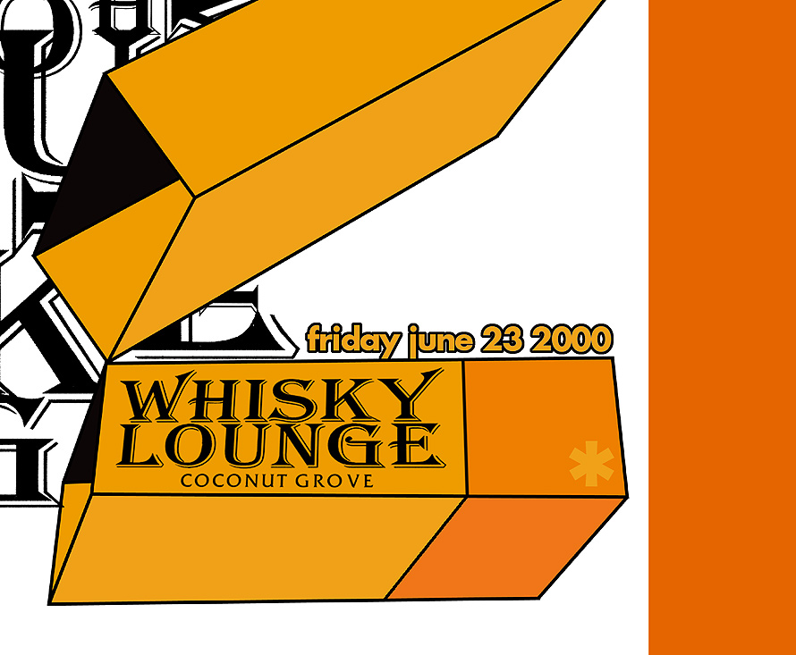 Whiskey Lounge in Cononut Grove