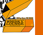 Whiskey Lounge in Cononut Grove - tagged with orange