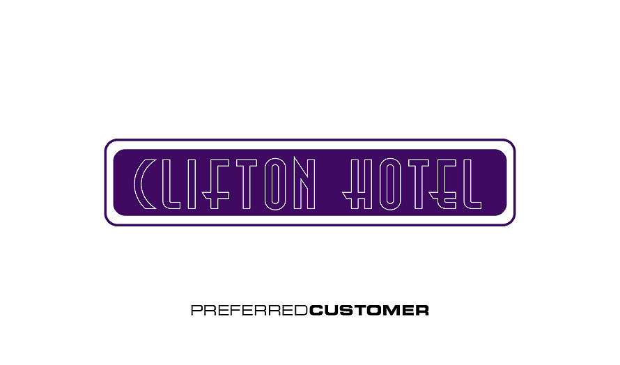 Clifton Hotel Preferred Customer Express Admission at Club Space