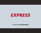 Express Preferred Customer Express Admission at Club Space - created June 21, 2000