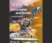 Harley Davidson Night at Bermuda Bar - tagged with live broadcast