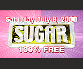 100% Free Sugar at Fantasy Show - Nightclub