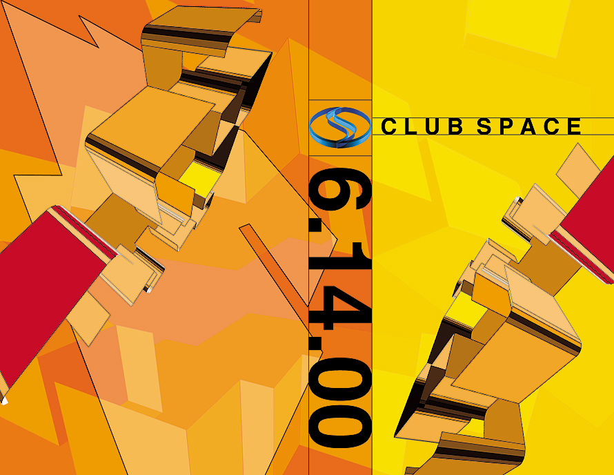 Club Space 15 Hours of Madness
