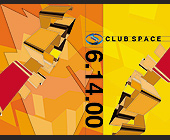 Club Space 15 Hours of Madness - tagged with dj oliver zogbi