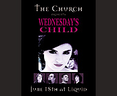 Wednesday's Child at The Church - tagged with carmel ophir
