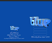 Blue at La Gloria Coconut Grove - tagged with 00 to 12