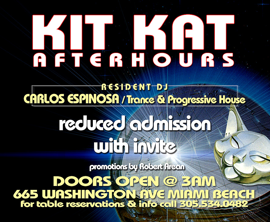 Kit Kat After Hours