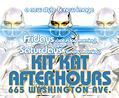 Kit Kat After Hours - Kit Kat Graphic Designs
