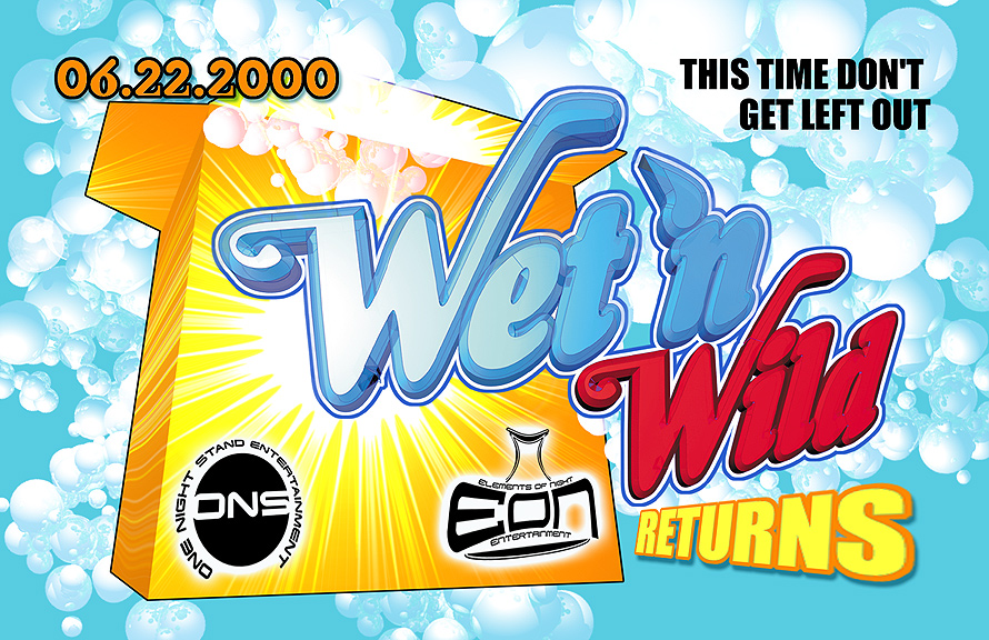 Wet 'N Wild Returns at Madhouse