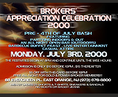 Brokers Appreciation Celebration - tagged with american flag