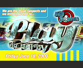 Play VIP Party at Fantasy Show - tagged with Vector grid