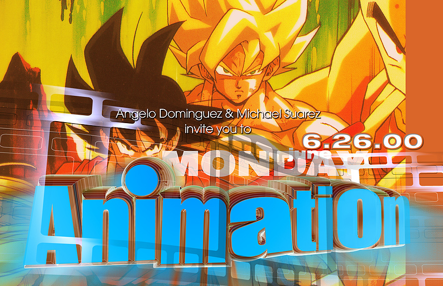 Animation at Fantasy Show