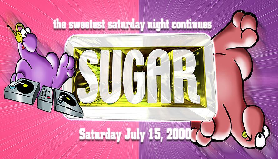 The Sweetest Saturday Night at Sugar