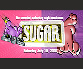 The Sweetest Saturday Night at Sugar - tagged with luis