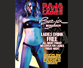 Baja Loves Ladies at Baja Beach Club - Bars Lounges