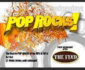 Pop Rocks Event at Club Montage - created July 2000