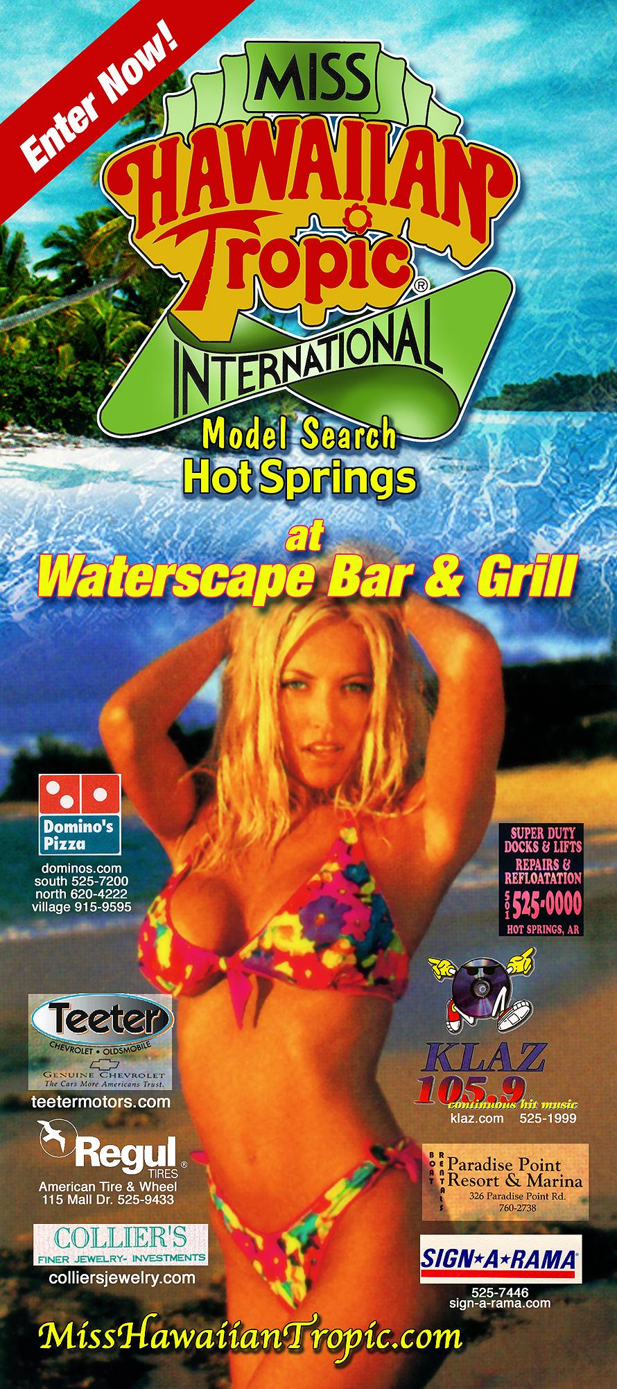 Miss Hawaiian Topic Model Search