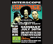 Interscope Pre Concert Party - tagged with ebony model