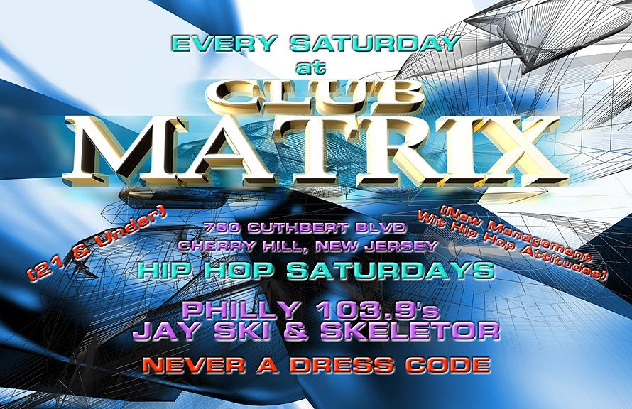 Never a Dress Code at Club Matrix