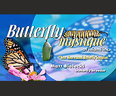 Butterfly Mystique of Miami Inc. - tagged with butterfly