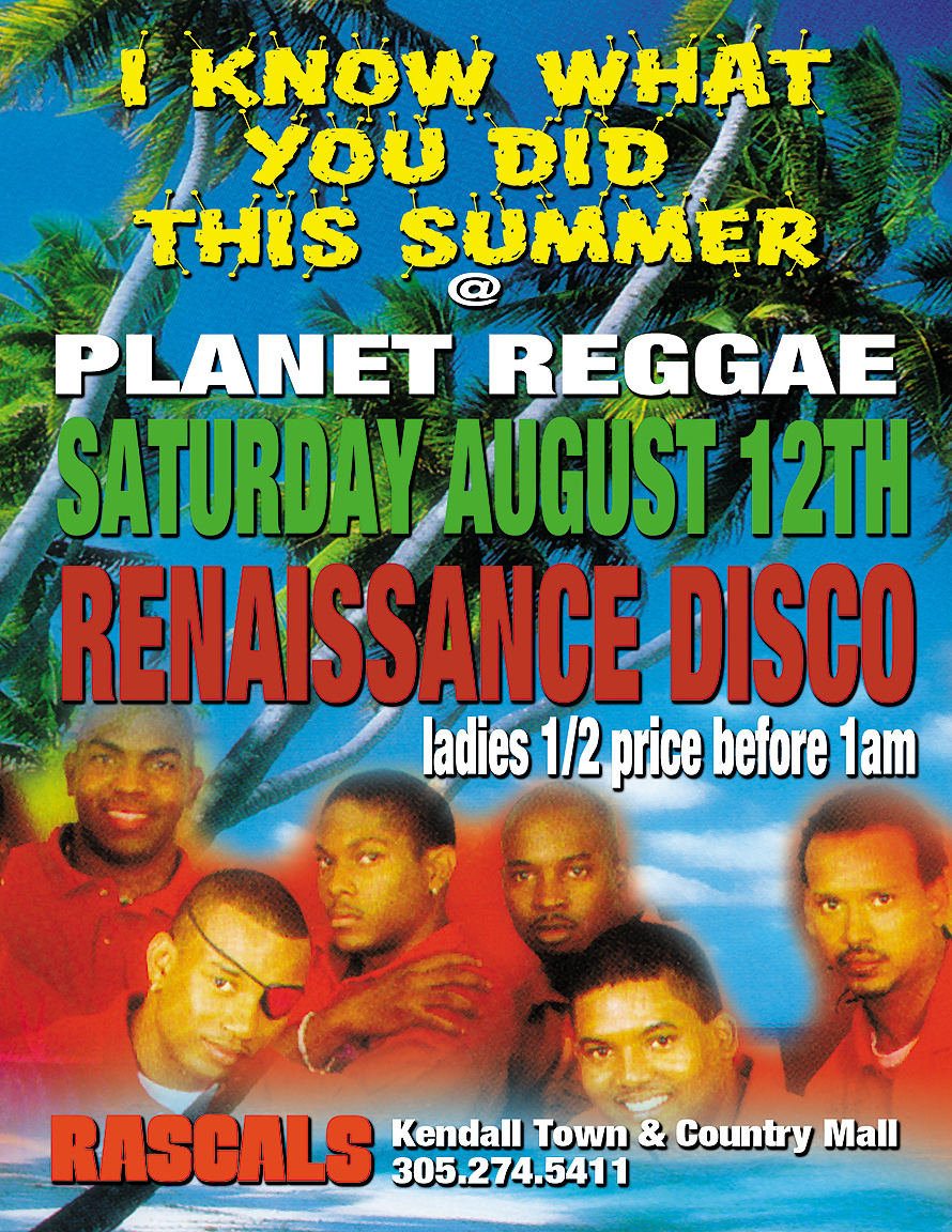 Jamaican Independance at Rascals