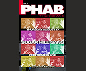 Sugar Hill Gang Live at Phab Thursdays - tagged with now