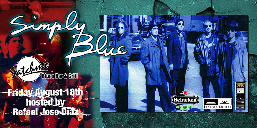 Simply Blue at Satchmo's