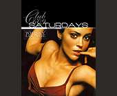 Saturdays at Club 609 - tagged with table reservations