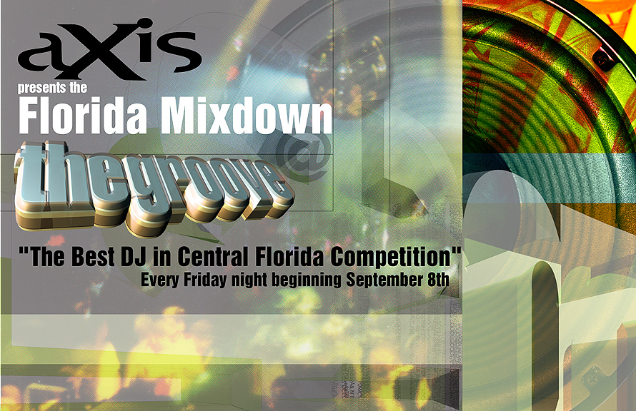 The Florida Mixdown at The Groove CityWalk