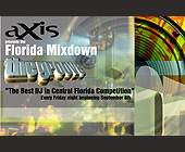 The Florida Mixdown at The Groove CityWalk - tagged with rob
