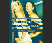 Dance Under the Moon at Picadilly Moon - 1131x1463 graphic design