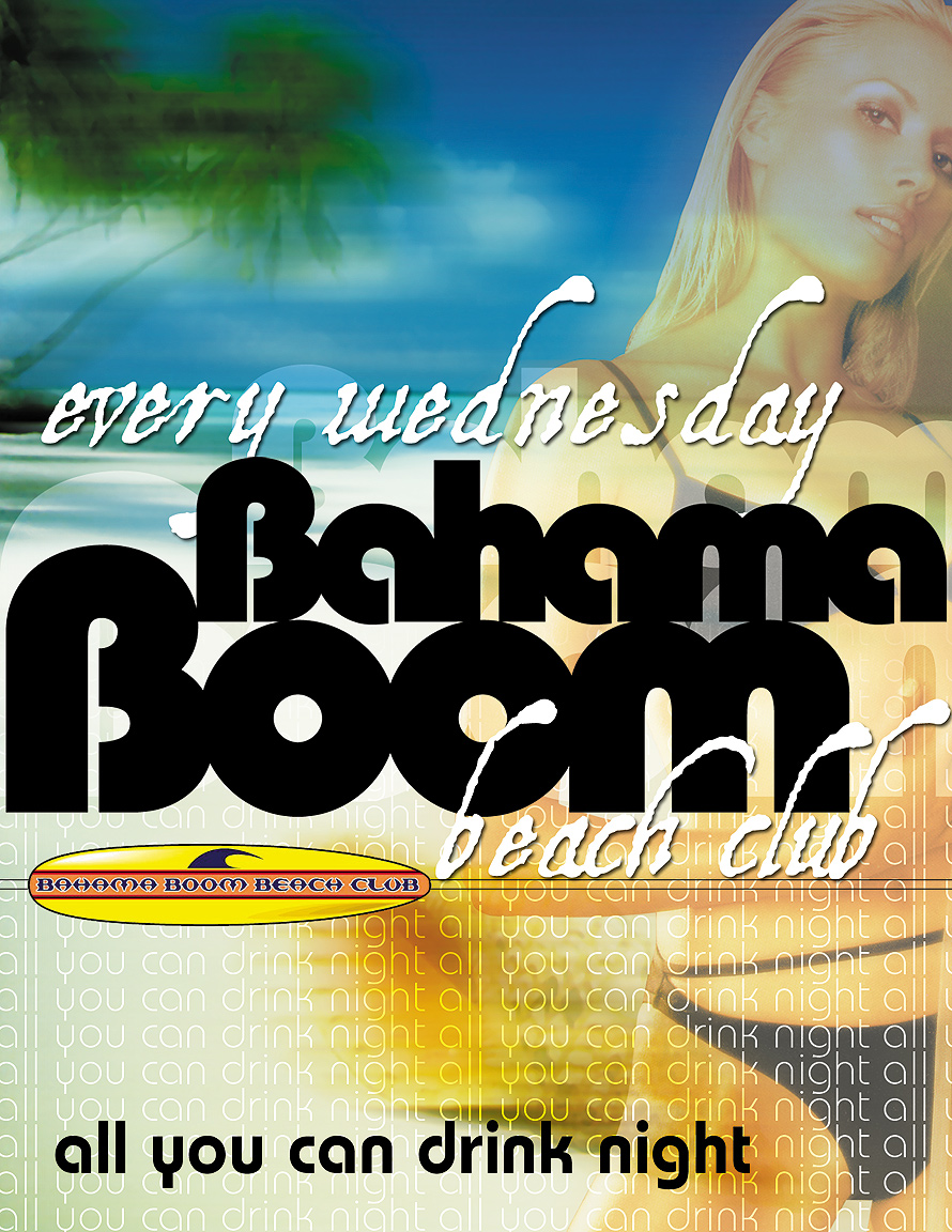 Bahama Boom Beach Club