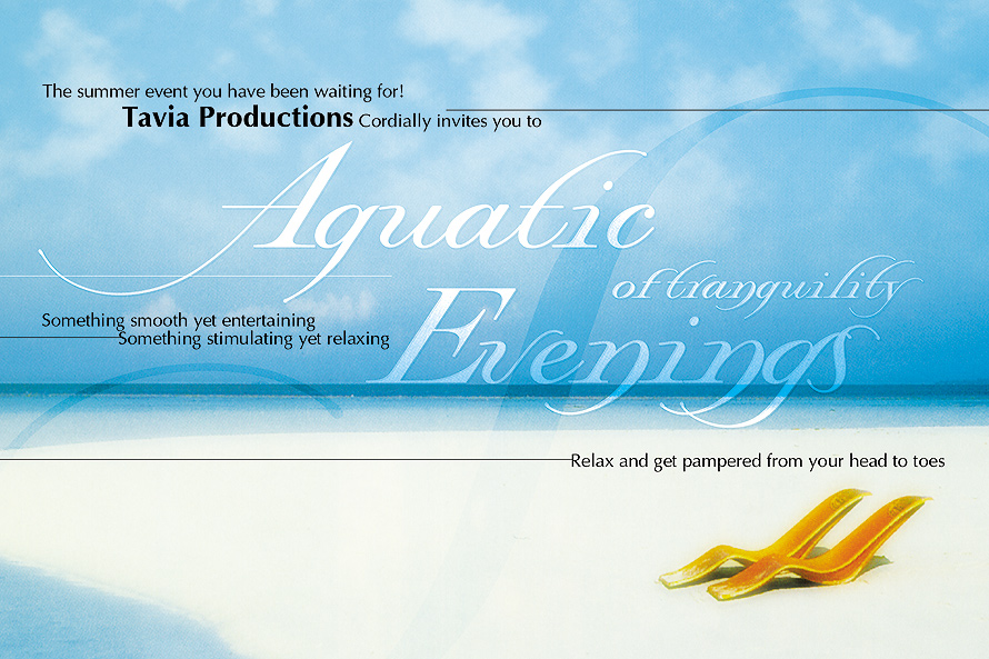 Aquatic Evenings of Tranquility