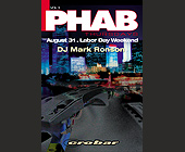 Phab Thursdays at Crobar - created August 23, 2000