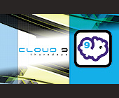 Cloud 9 Thursdays Business Cards - Washington Graphic Designs