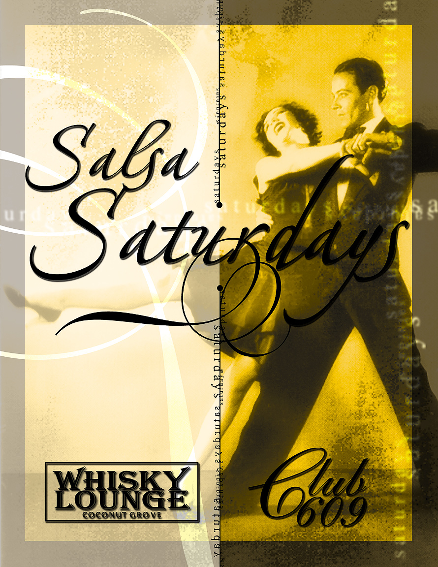 Salsa Saturdays at Club 609