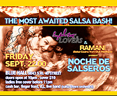Noche de Salseros Salsa Lovers Two Face Sundays - tagged with 22