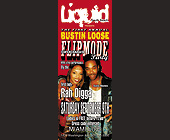 Flipmode Squad Party at Liquid Night Club - tagged with turntable