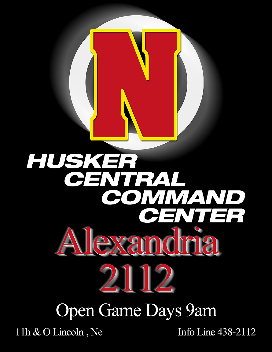 Husker Central Command Center at Alexandria 2112