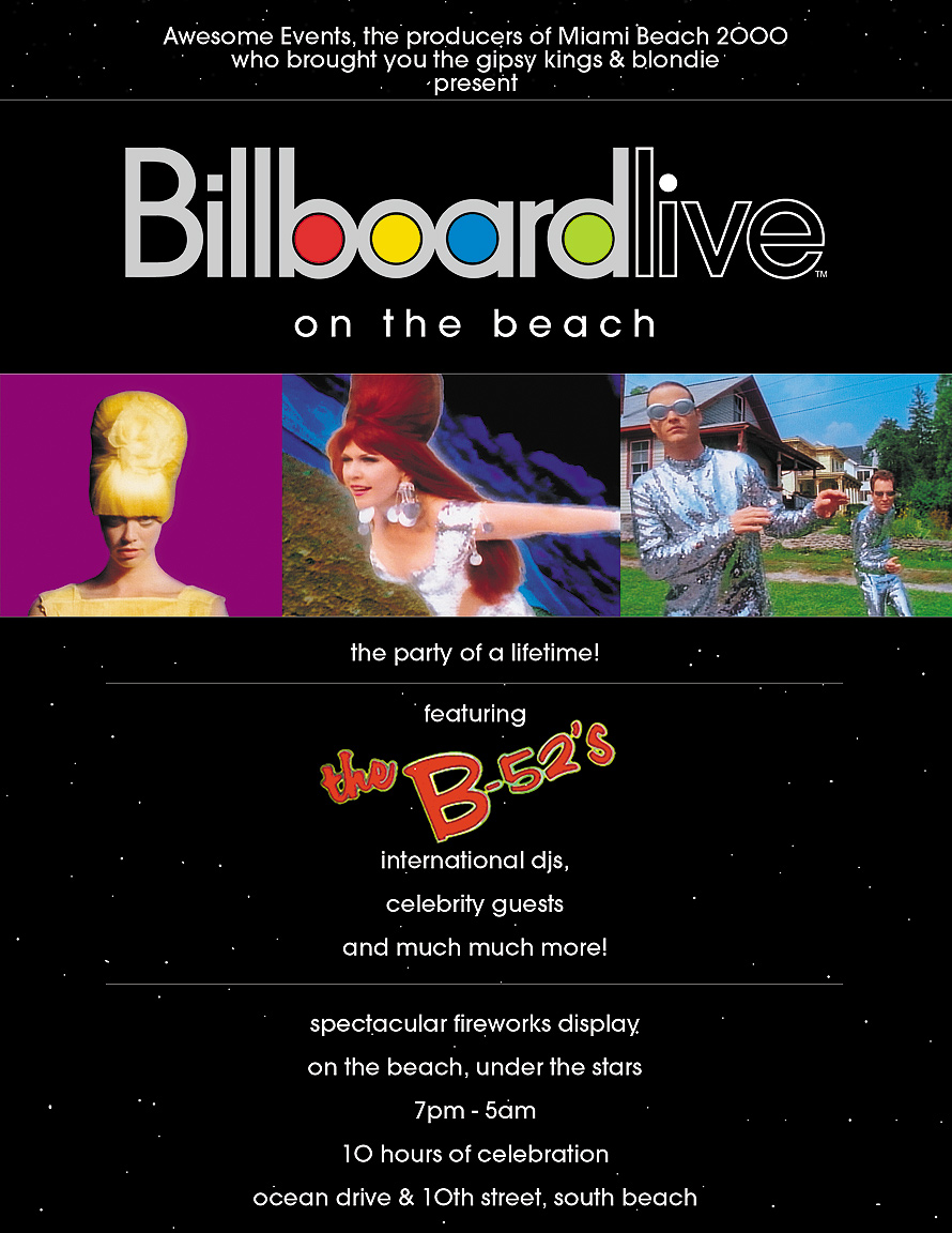 Billboard Live on the Beach